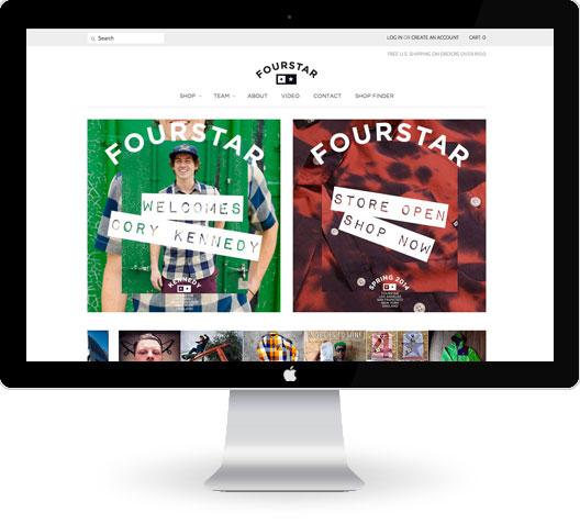 Fourstar Clothing